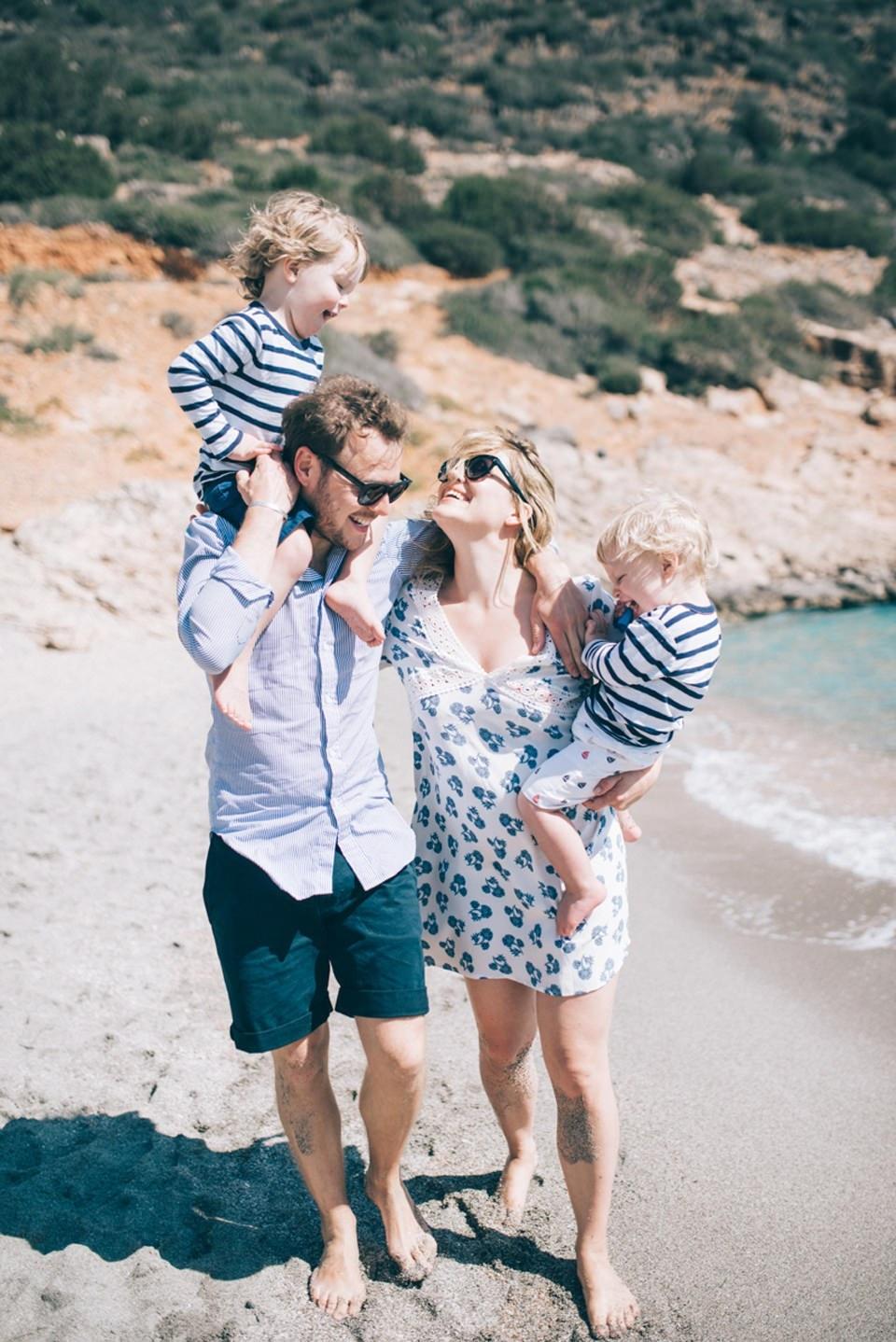 family session Crete